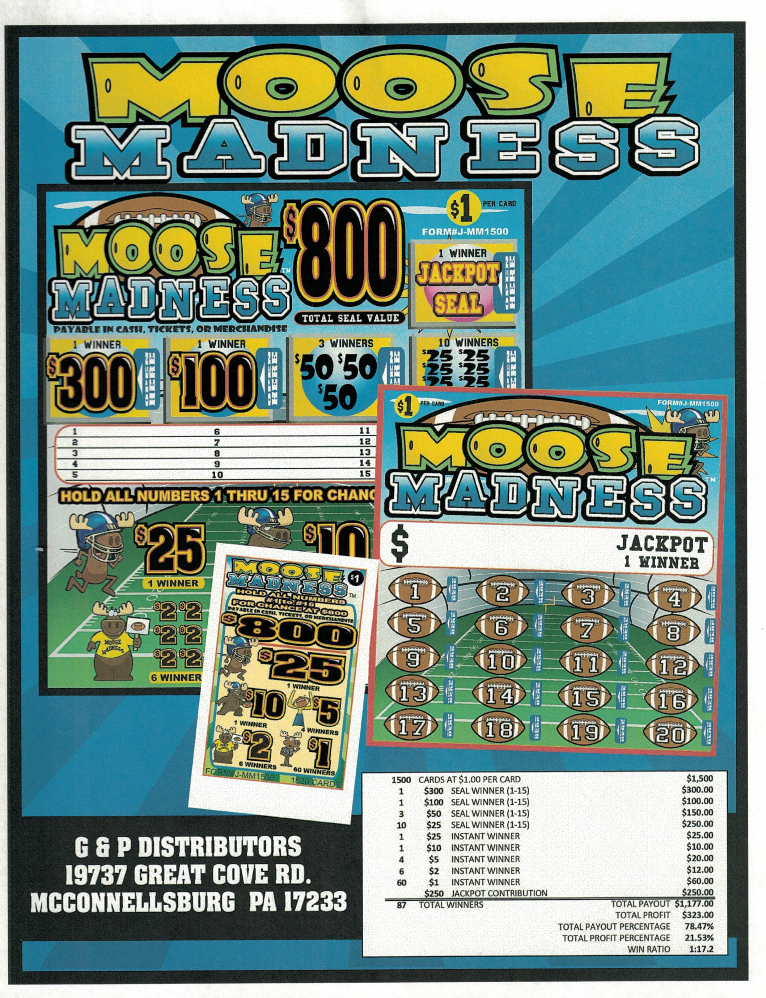 MOOSE MADNESS Image